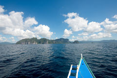 Tropical El Nido in Palawan, Philippines Stock Images
