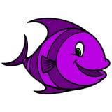 Tropical Fish Cartoon Stock Photos