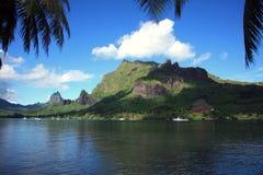 Tropical French Polynesia Royalty Free Stock Photos