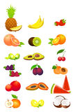 Tropical fruit Stock Photography