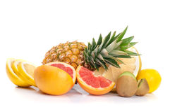 Tropical fruit Stock Photo