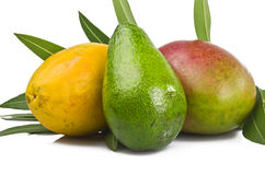 Tropical fruit Stock Image