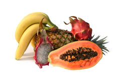 Tropical fruit Royalty Free Stock Photos