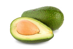 Tropical fruit avocado Royalty Free Stock Photography