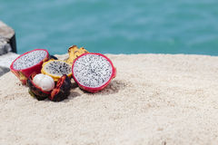 Tropical Fruit Stock Photo