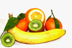 Tropical fruit. Stock Photography