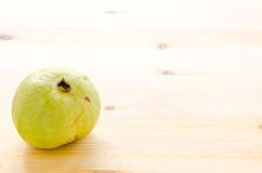 The tropical fruit high vitamin c, fresh guavas Royalty Free Stock Image