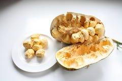 Tropical fruit, pulutan or jackfruit Stock Photo