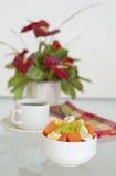Tropical Fruit Salad Royalty Free Stock Image
