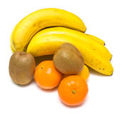 Tropical fruits 2 Stock Image