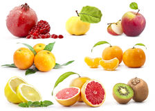 Tropical fruits Royalty Free Stock Photo