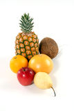 Tropical fruits Royalty Free Stock Image