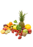 Tropical Fruits Stock Photos