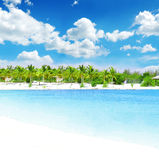 Tropical getaway Stock Photography