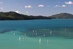 Tropical Hamilton Island Stock Images