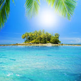 Tropical Heaven Royalty Free Stock Photo