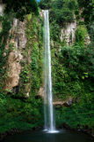 Tropical high waterfall Stock Image