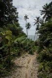 Tropical hills on Penang island. Tropical hills on Penang island, Malaysia Stock Photography