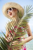 Tropical holiday Royalty Free Stock Photo