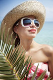 Tropical holiday Stock Images