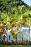 Tropical holiday vacation resort Stock Photography