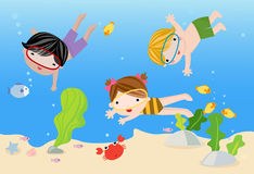Tropical holidays, Stock Image