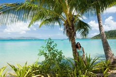 Tropical Holidays Royalty Free Stock Photography