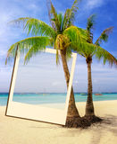 Tropical holidays Royalty Free Stock Image
