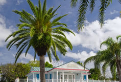 Tropical home Stock Images