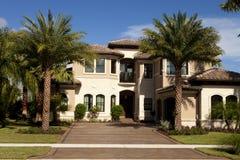 Tropical Home Stock Photos