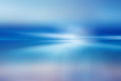 Tropical horizon abstract background Stock Photo