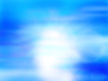 Tropical horizon abstract background Stock Image