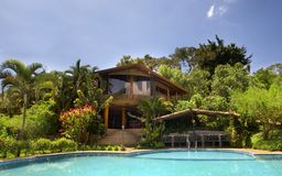 Free Tropical Hotel Stock Photography - 3428482