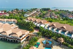 Tropical Hotel Stock Photos