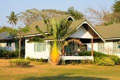 Tropical house in Thailand Stock Photos