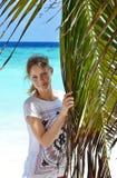 Tropical idyll Royalty Free Stock Photo
