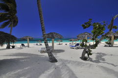 tropical idyllique de plage photo stock