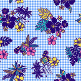 Tropical image pattern, Stock Photos