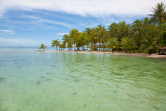 Tropical isea and beach Royalty Free Stock Photography