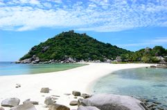 Tropical Island. Stock Photos