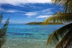 Tropical island Stock Photos