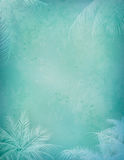 Tropical Island Background Stock Photography