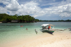 Philippines - Tropical Beach Royalty Free Stock Image