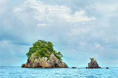 Tropical island Koh Lipe in Thailand Stock Photo
