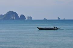 Tropical island, Krabi, Thailand Royalty Free Stock Image