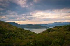 Tropical Island Landscape Royalty Free Stock Image
