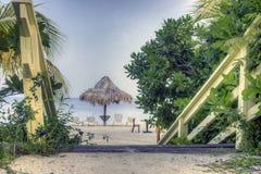 Tropical island Landscape Royalty Free Stock Photos