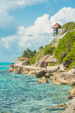 Tropical island landscape Stock Images