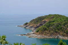 Tropical Island. Little tropical island in Thailand near Phuket Island Stock Photography