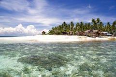 Tropical Island Paradise Stock Image
